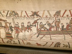 Bayeux Tapestry: 4