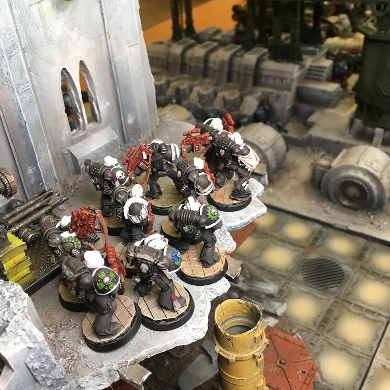 Medal of Colors Assault on Molech battle-13