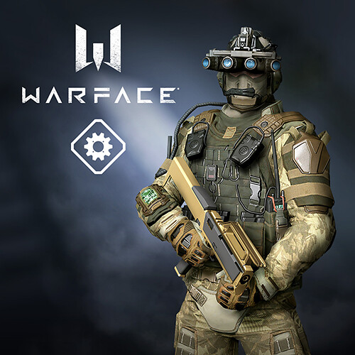 Warface: Engineer Early Access pack