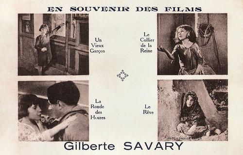 Gilberte Savary