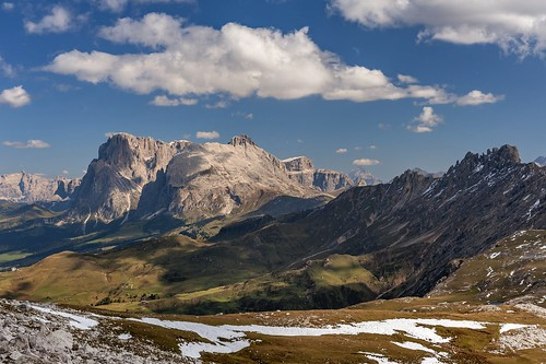 *Dolomites @ light and shadow*