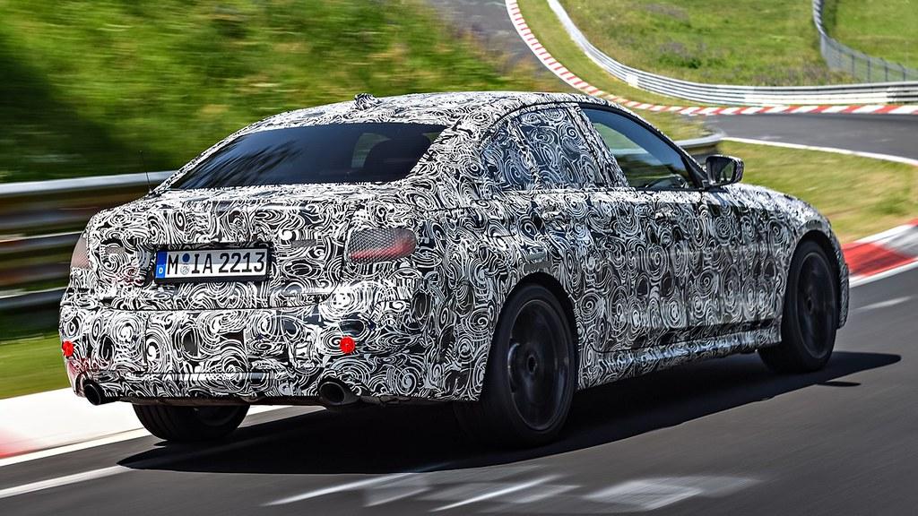 Нова серија 3 на BMW (G20) 2