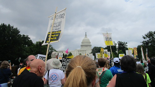 Poor People's Campaign March and Rally, June 23, 2018