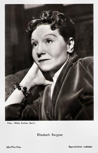 Elisabeth Bergner