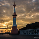 21. Juuni 2018 - 16:16 - Evening mood in Bremerhaven