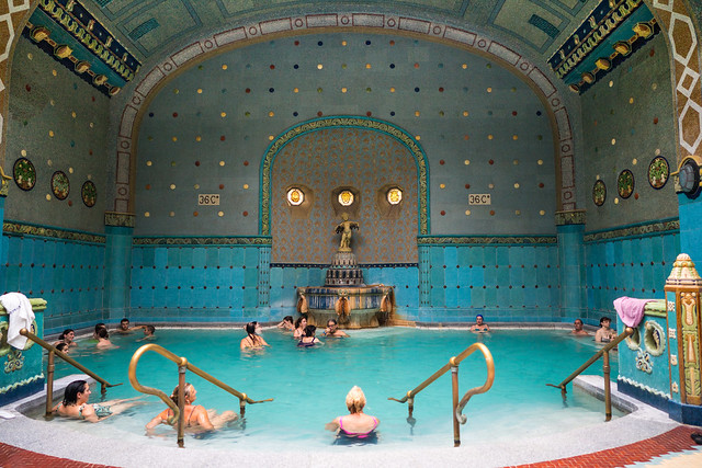 Gellért Thermal Baths and Swimming Pool