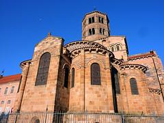 Eglise Saint-Austremoine, Issoire