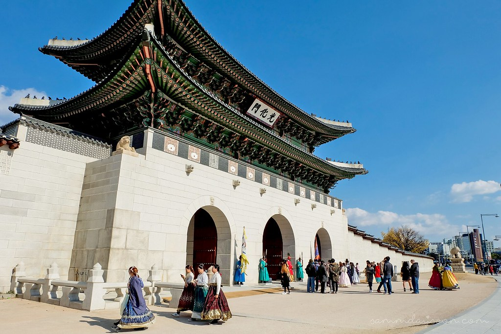 gwanghamun_gate_korea