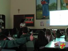 Oficina Literária: alunos aprendem curiosidades e histórias sobre o Folclore Brasileiro