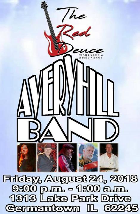 Avery Hill 8-24-18