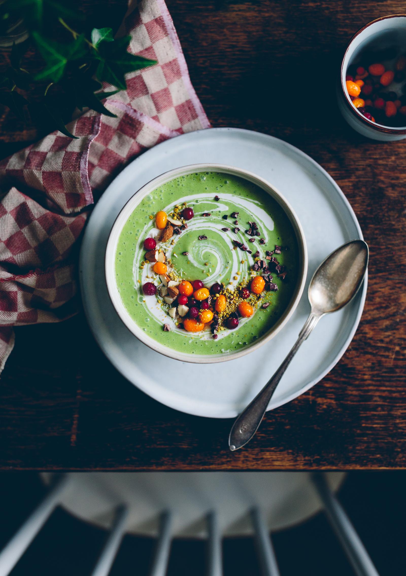 Hur jag stylar mina smoothie bowls | Cashew Kitchen