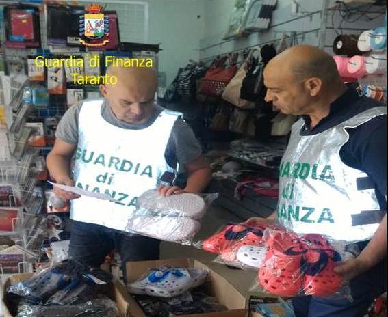 gdf lotta contraffazione