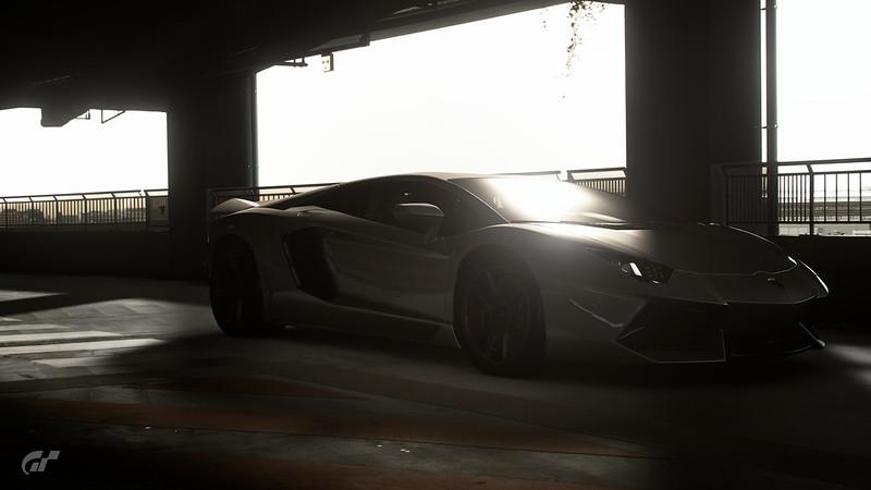 Lamborghini Avanetador