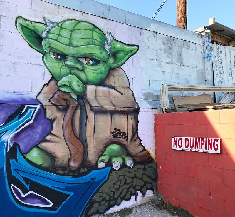Yoda Dump