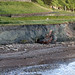 Wellington Pit coastline