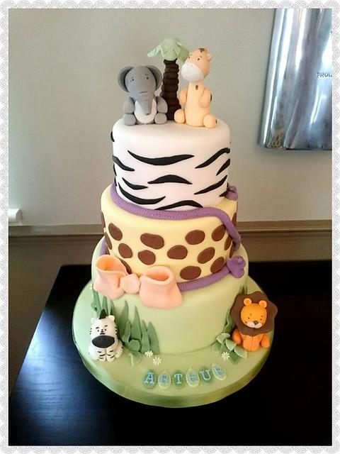 Cake by Cake Monster