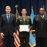 Fri, 07/27/2018 - 14:23 - On July 27, 2018, the William J. Perry Center for Hemispheric Defense Studies hosted a graduation ceremony for its 'Defense Policy and Complex Threats' and 'Cyber Policy Development' programs. The ceremony and reception took place in Lincoln Hall at Fort McNair in Washington, DC.