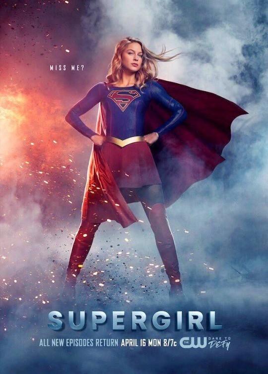 3 supergirl