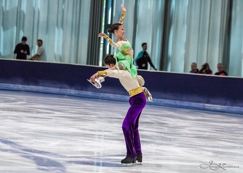 REVA / Lev SERGEEV RUS Advanced Novice Free Dance