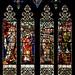 Tamworth, Staffordshire, St. Editha's, St. George's chapel, north window