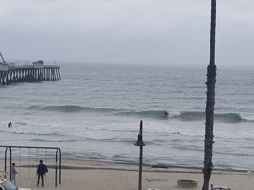 San clemente pier north side