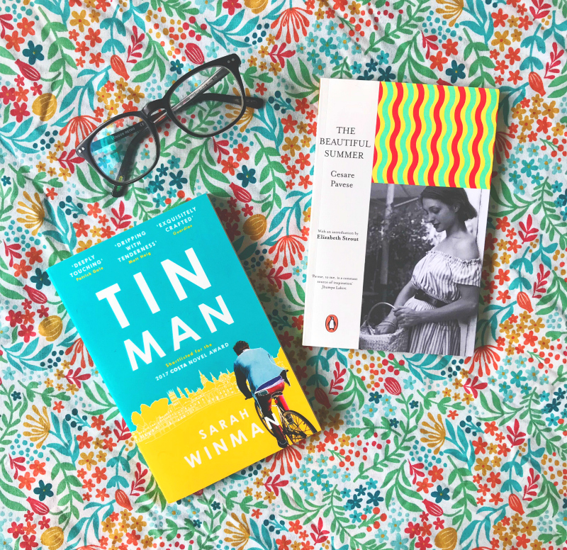 tin man sarah winman book haul bloggers in the uk vivatramp