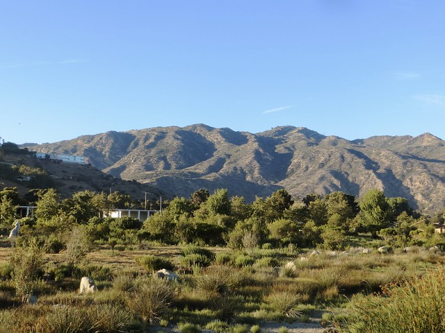 santa monica mountains in malibu