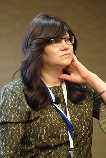 Tammy Bilitzky at Balisage 2018