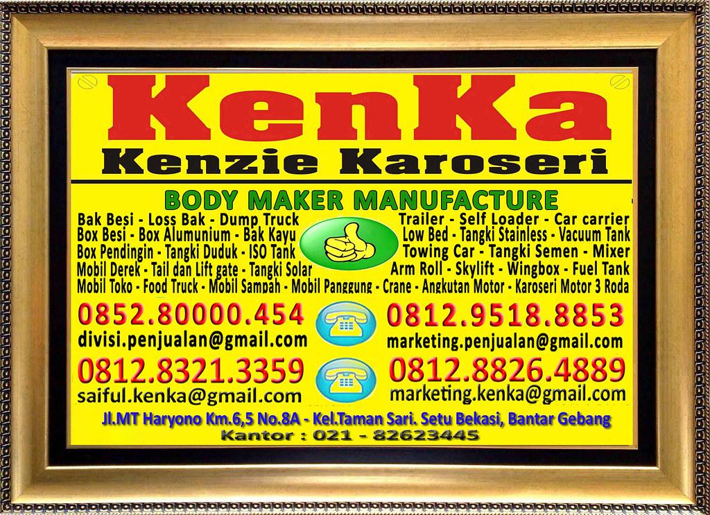 Logo KenKa - Thamrin - Susie - Saiful - Sarwono