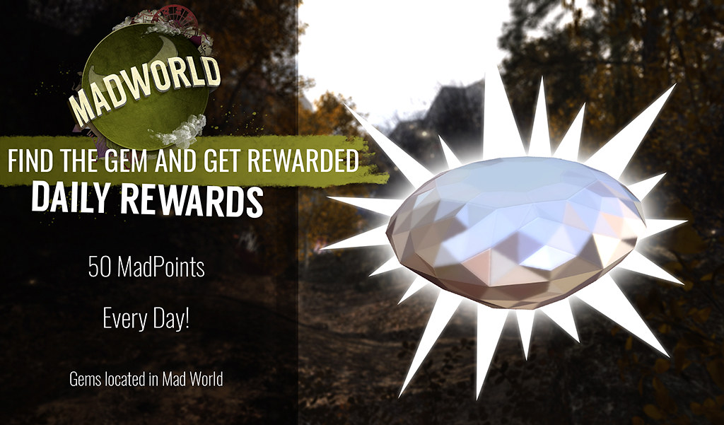 Mad World Daily Rewards
