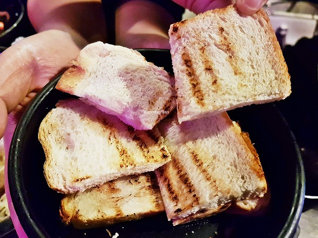 Bbang Huin / White Bread Grilled