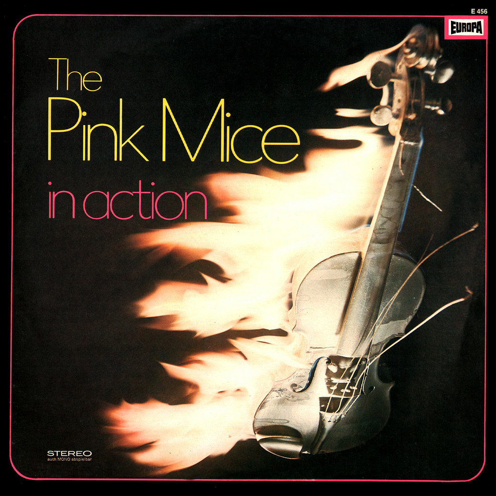 Pink Mice - In Action