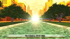 NEW JERUSALEM (REVELATION 21 AND 22) PICTURES OF THE NEW HEAVEN AND NEW EARTH AND THE HOLY CITY