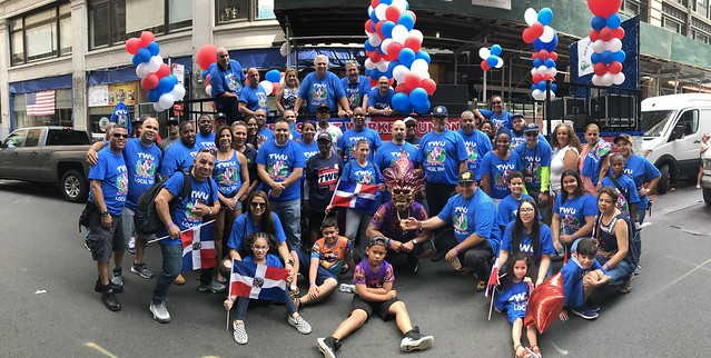 Dominican Day Parade 2018