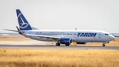 Boeing 737-8H6(WL) YR-BGL TAROM