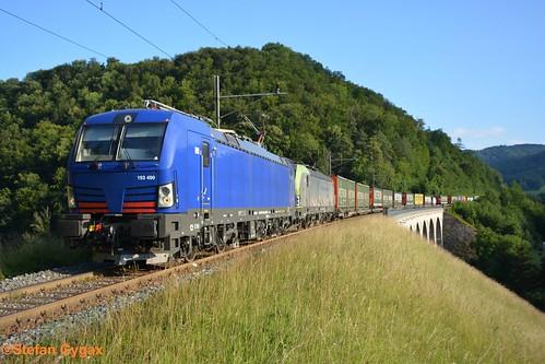 BLS BR 193 490-0, Re 475 405-7