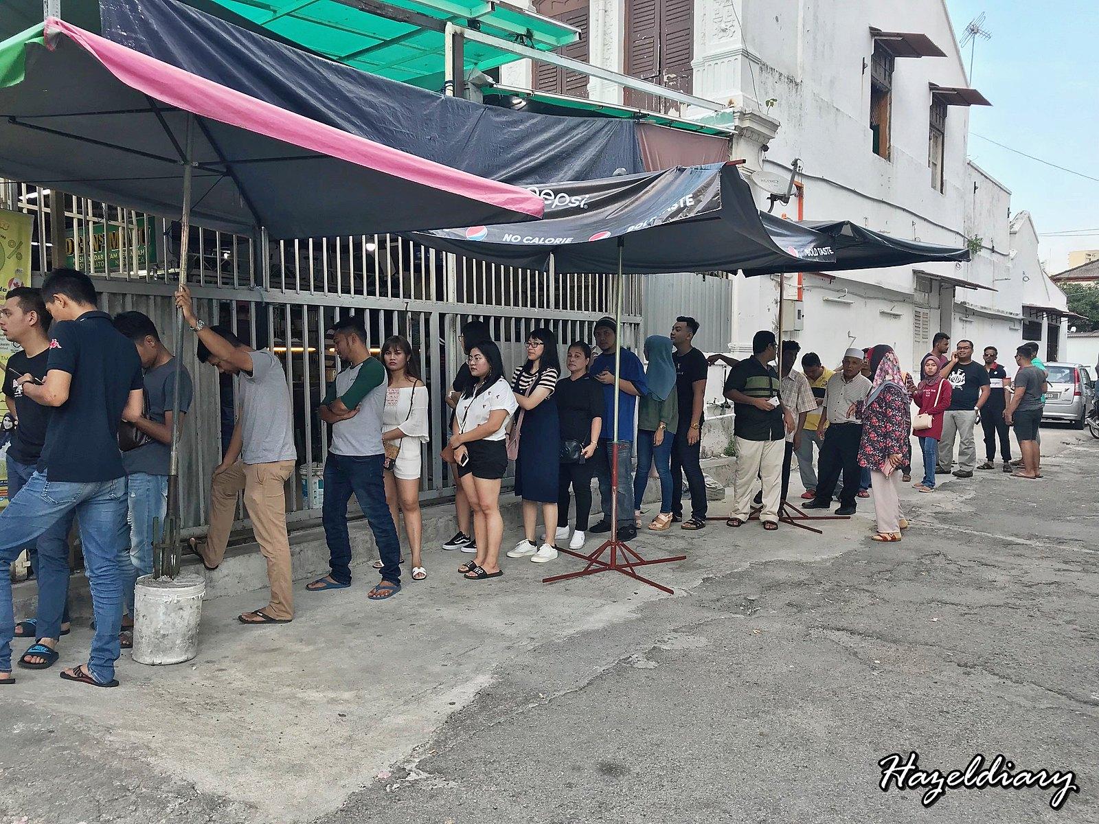 Deen Maju Nasi Kandar Penang
