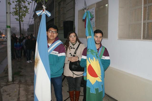 Inauguración Secundaria Nro. 6