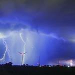 12. August 2018 - 1:58 - Lightning Stikes
