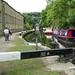 Lock No. 8 at Hebden Bridge.
