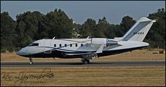 N541BA Bombardier Challenger 650 c/n 6060 Boeing Company (EGLF-Farnbor