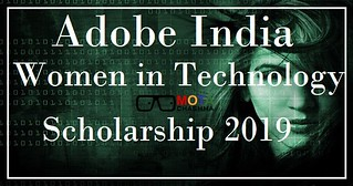 adobe india scholarship