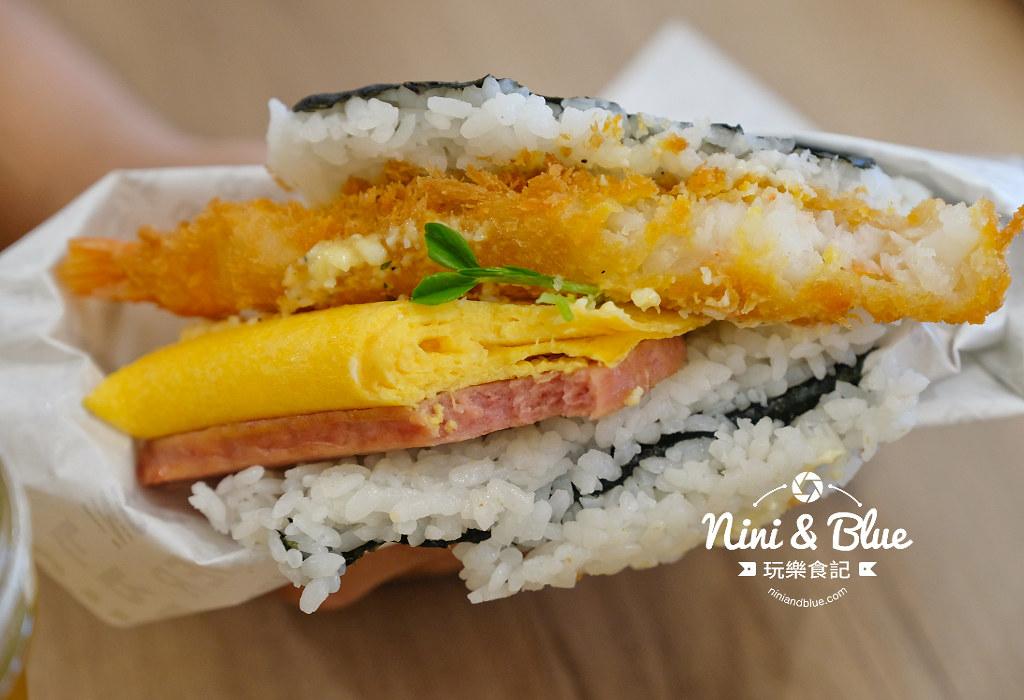 樂米屋 沖繩飯糰 公益路美食18