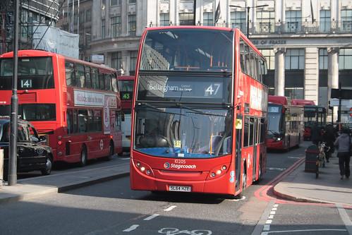Stagecoach London 10205 SL64HZE