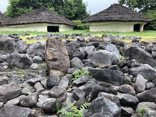 Jomon Arhaeological Site of about 4,500 - 3,300 years ago