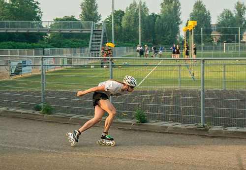 Hurdrider oan't Skeelerjen / Inline Speedskater