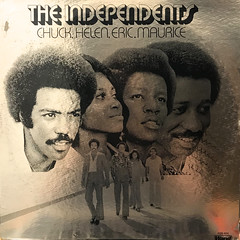 THE INDEPENDENTS:CHUCK, HELEN, ERIC, MAURICE(JACKET A)