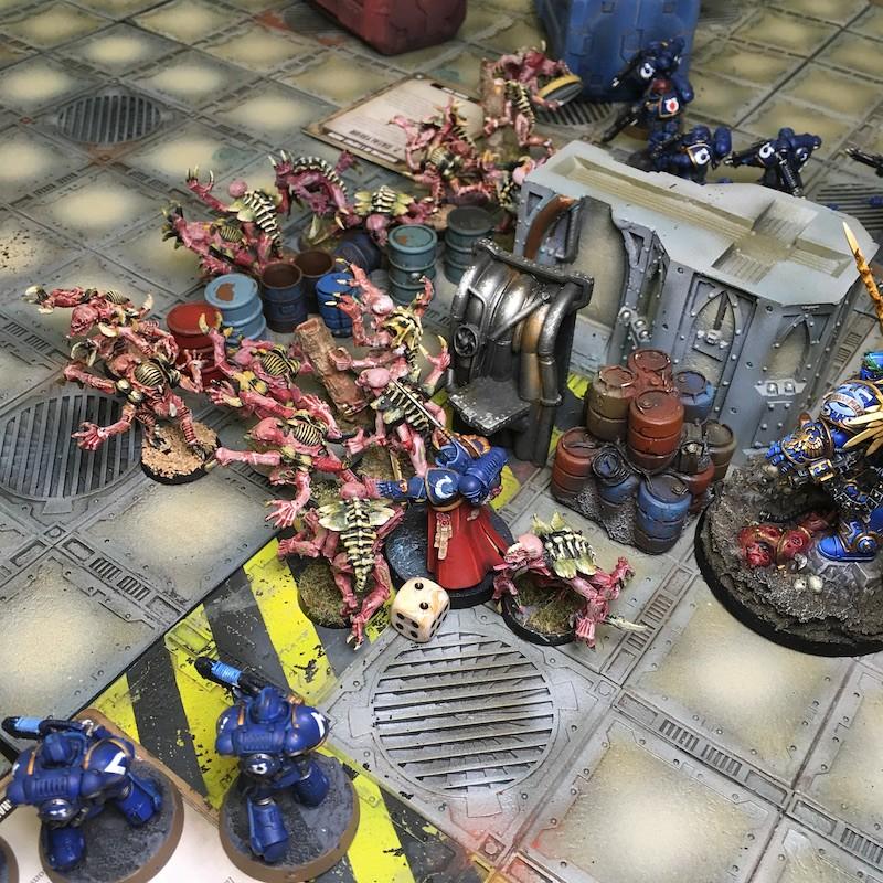 Medal of Colors Indomitus Crusade Battles-18