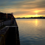 Light at Preston Docks