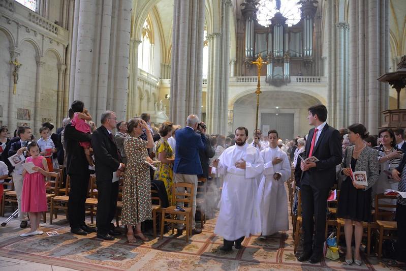 Ordination presbytérale Benoît Roland-Gosselin
